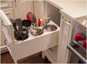 5 gợi ý lưu trữ đũa thìa thật gọn gàng trong nhà bếp