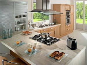 Không gian nhà bếp đẹp hơn với Backsplash