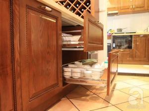 Ngắm căn bếp có giá 560 triệu đồng trong biệt thự ở Kim Mã - Hà Nội