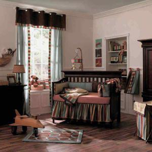 Phòng bé với những thiết kế ấn tượng