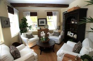 Phòng khách đẹp hơn với những mẫu bàn ghế thời thượng