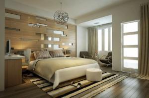 Trang trí vách cho phòng ngủ