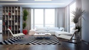 Tư vấn cải tạo căn hộ có diện tích 86,9m² thêm 1 phòng ngủ
