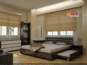 Nội thất phòng ngủ PN47